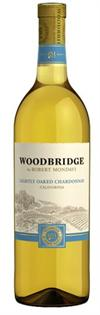 Woodbridge By Robert Mondavi Chardonnay Lightly Oaked 750ml